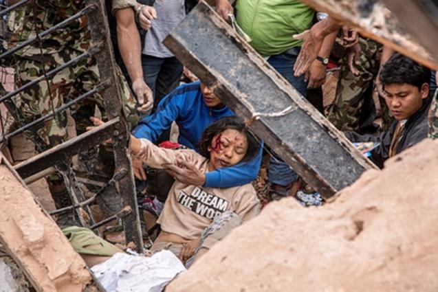 Трагедия в непале