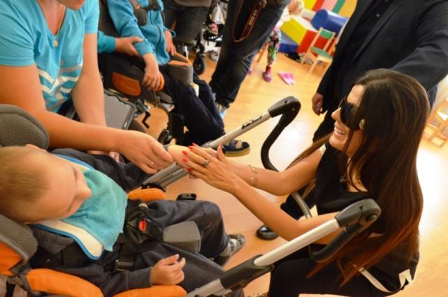 Диана – Посол доброй воли Детского хосписа