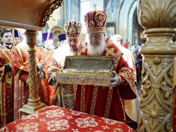 Памяти святого Георгия