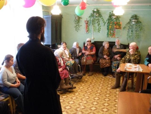 Заозерский Дом престарелых спас умирающую деревню