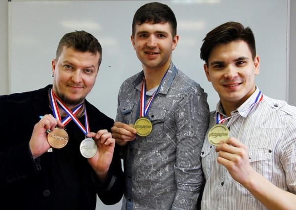Глухие заявили о себе на международных соревнованиях