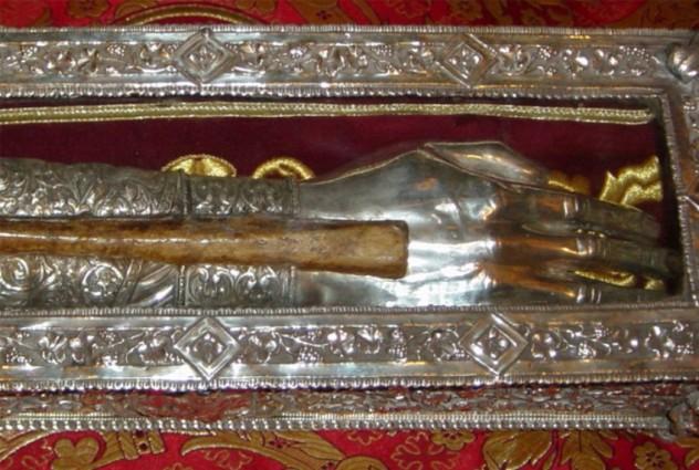 Мощи святителя Спиридона Тримифунтского прибудут в Россию