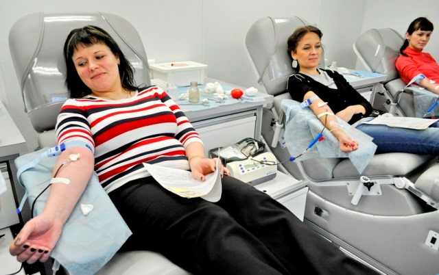 22 марта — донорская суббота в РДКБ и в двух филиалах МосГорСПК