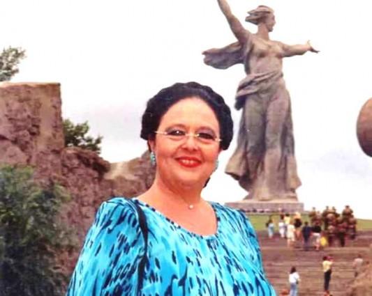 Поздравление Великой княгини Марии Владимировны в связи с 75-летием Великой Победы