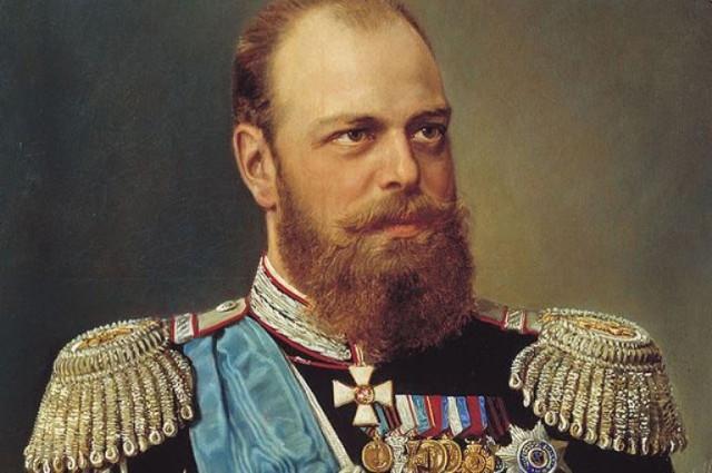 К 175-летию со дня рождения Император Александр III