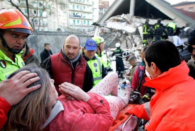 Соболезнование Патриарха  по поводу трагедии в Италии
