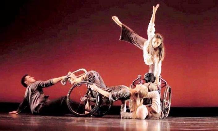 Интеграция при помощи танца