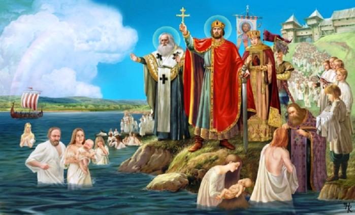 В праздник Крещения Руси зазвонят колокола