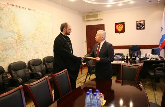 Поздравляем протоиерея Александра Ткаченко