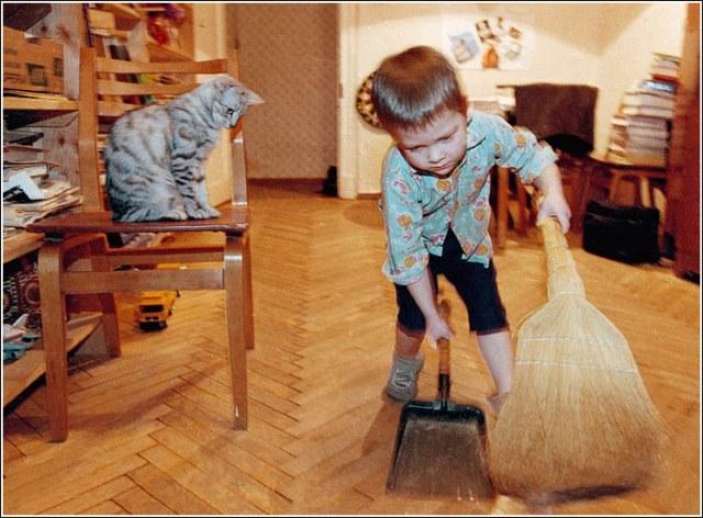 Нашим детским домам нужна помощь