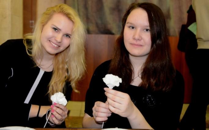 Школьники Петербурга поддержали акцию Детского хосписа