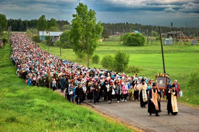 В июле состоится Всеукраинский крестный ход