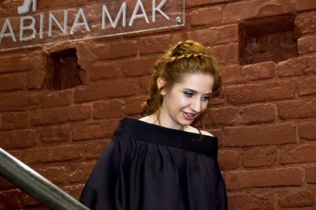 В Каланчевском тупике открылся Модный дом SABINA MAK