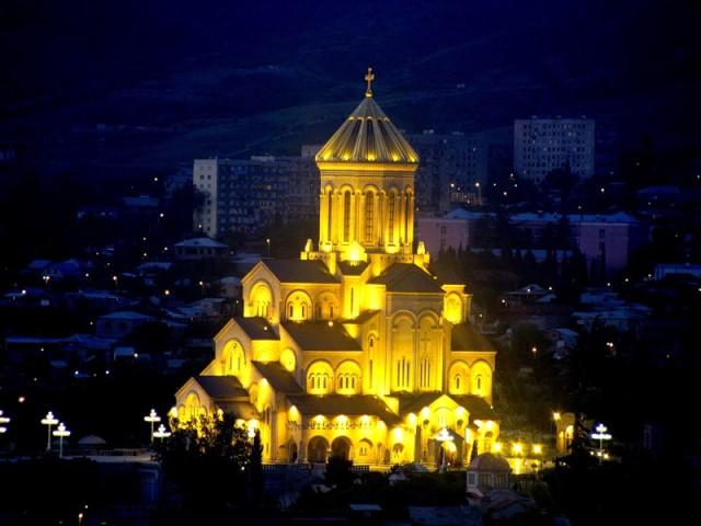 Грузинская православная церковь выступает против фестиваля КаZантип