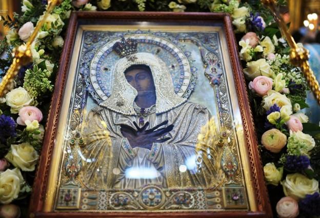 Икона, принадлежавшая Серафиму Саровскому, будет принесена в Елоховский собор
