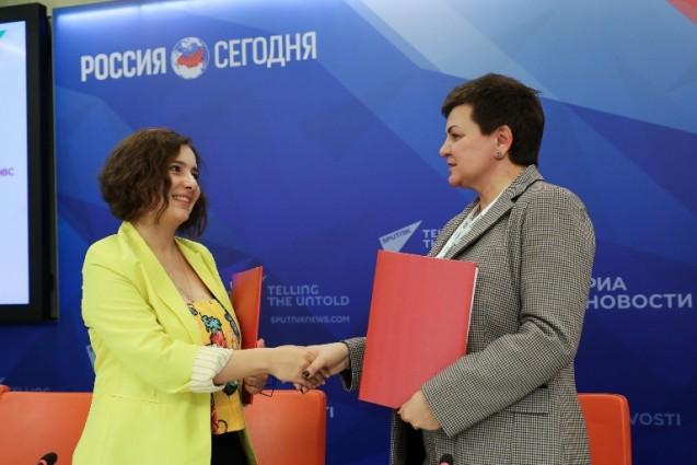 БФ «Фонд продовольствия «Русь» и Coca-Cola HBC Россия и  подписали соглашение о сотрудничестве