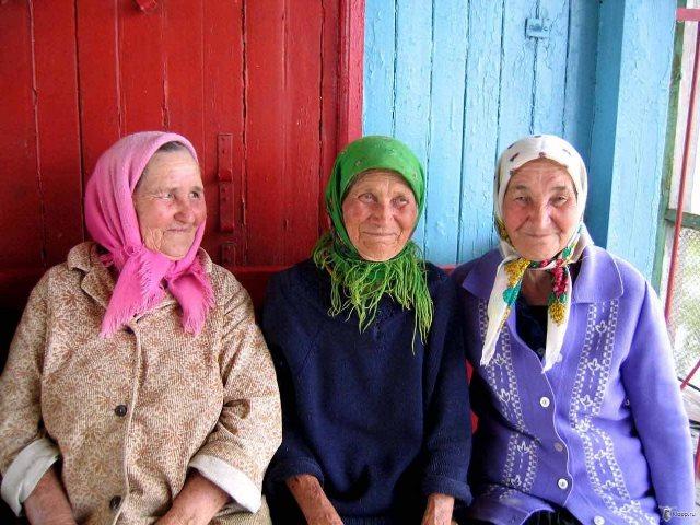Помощь домам престарелых