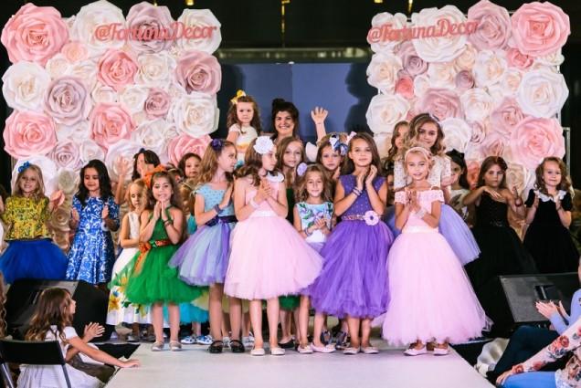 Москва рукоплескала юным моделям