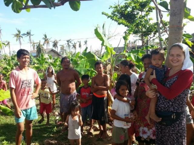 Русская Церковь оказала помощь Филиппинам