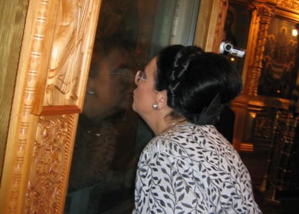 Из-за  эпидемии коронавипуса Великая Княгиня Мария Владимировна не посетит наследника Дома Романовых