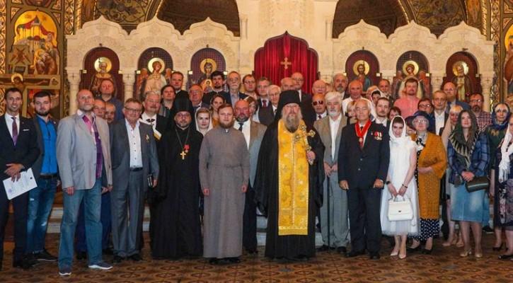 В столице в торжественной обстановке отметили день Тезоименитства Главы Российского Императорского Дома