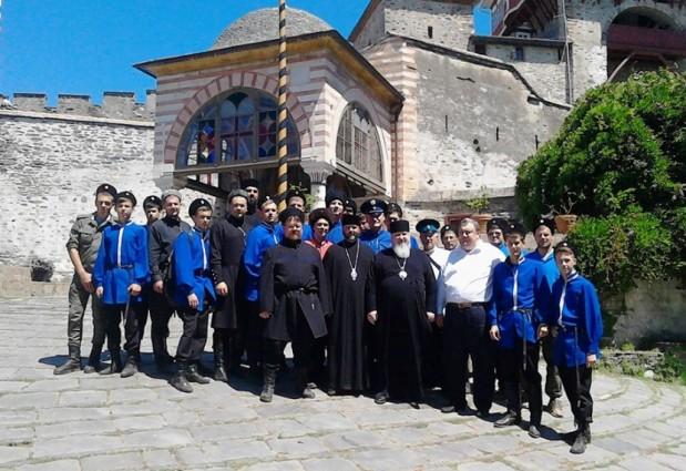 Митрополит Кирилл возглавил православную культурно-этнографическую экспедицию «Святой Афон»