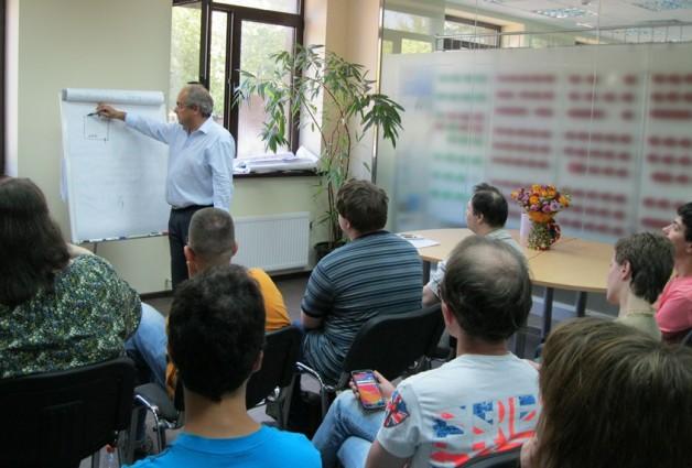Молодые москвичи с инвалидностью «примерили» «Первый опыт» в маркетинге