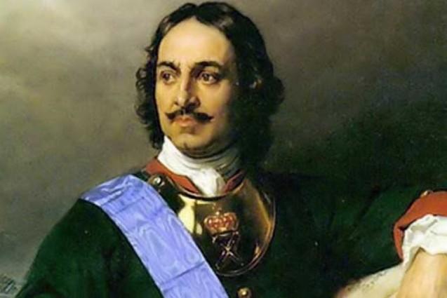 Первый император  России