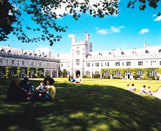 Отдых и изучение английского языка в Ирландии