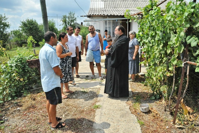 Церковь приобрела дом для пострадавших