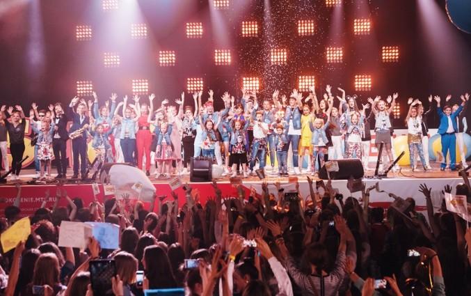 «SUPER Дети Поколения М» зажгли Stadium Live в Москве
