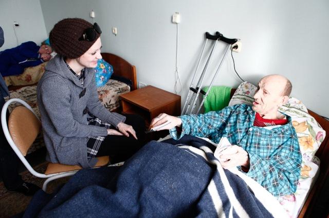 Аудиокниги для одиноких стариков
