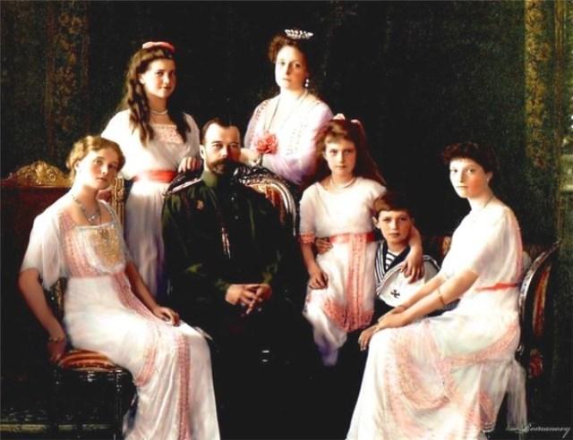 17 июля - День памяти императорской семьи Романовых