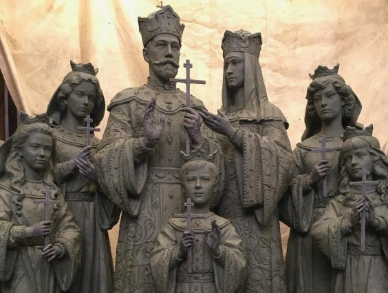 31 июля в Дивееве состоится открытие памятника семье Николая II