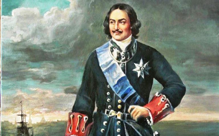 В честь дня рождения Петра Великого