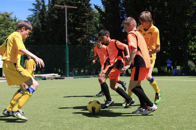 Футбол для всех