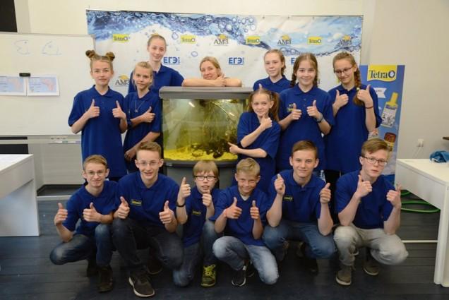 Московском зоопарке назвали лауреатов по аквариумистике-2018