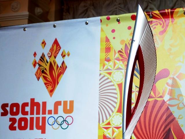 Факелоносцы Олимпийского огня «Сочи 2014»