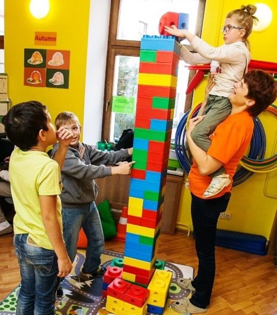 интеграционный клуб для детей