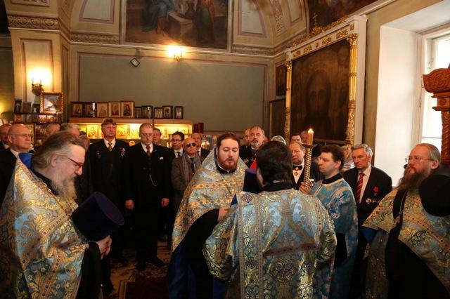 День кавалеров Императорского Ордена Святой Анны