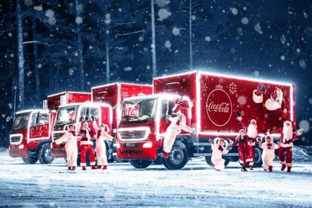 Знаменитый «Рождественский Караван» Coca-Cola в инклюзивном формате пройдет в 10 городах России