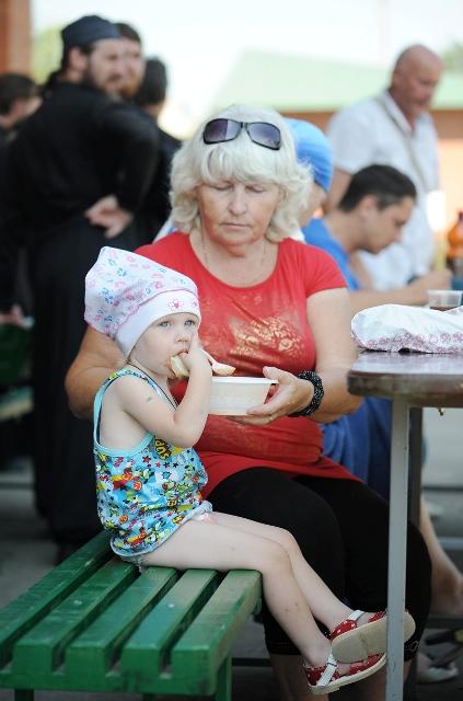 Церковь собрала около 42 миллионов рублей