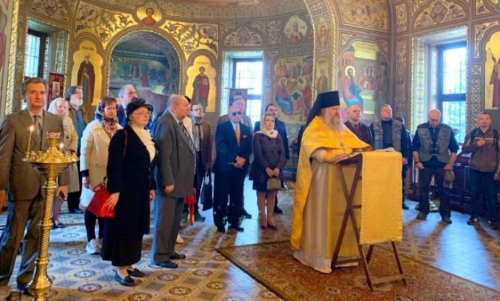 4 августа/22 июля день Тезоименитства Главы Российского Императорского Дома
