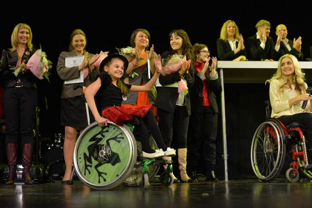 Дети с инвалидностью ставят пьесы