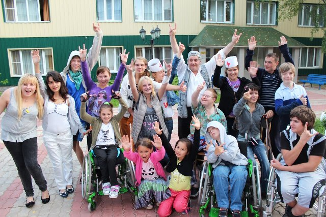 Дети с инвалидностью написали пьесы
