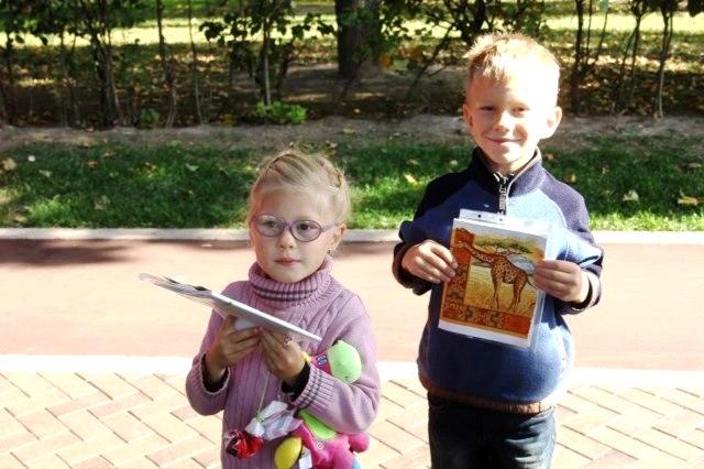 Дети из детских домов и интернатов отпраздновали начало учебного года