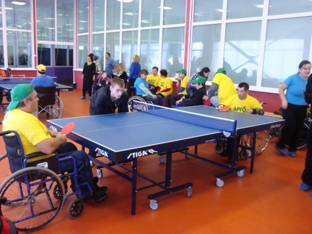 В Кузбассе открылся чемпионат для спортсменов-инвалидов
