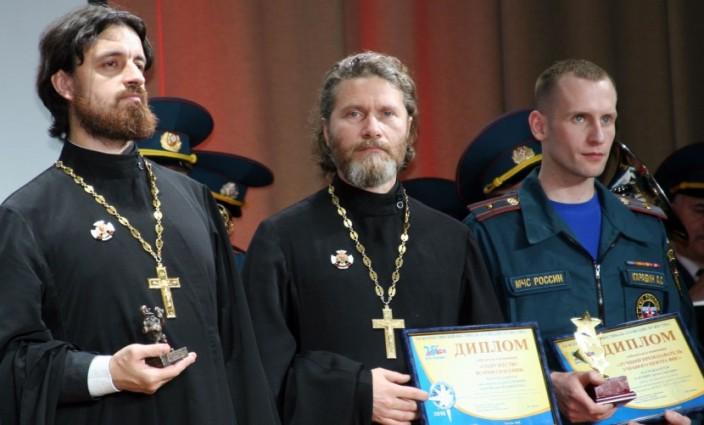 Лауреатами фестиваля «Созвездие мужества-2015» стали священники