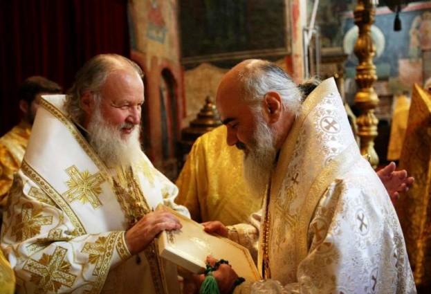 Моя мечта, чтобы Грузию любили, как любил её преподобный Серафим Саровский
