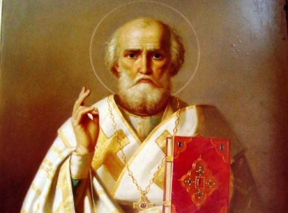 Сегодня День святителя Николая Чудотворца